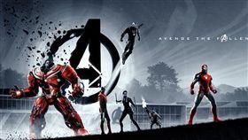 復仇者4再釋新版海報。(圖/翻攝自復仇者臉書)