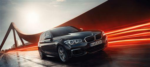 ▲BMW 1系列Conquest Edition(圖/BMW提供)