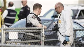 加拿大潘提頓爆槍擊案(圖/美聯社)