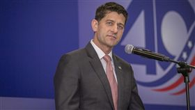 美國前眾議院議長萊恩(Paul Ryan) 圖/總統府提供