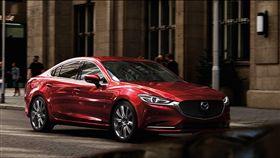▲2016年Mazda 6。(圖/翻攝網站)
