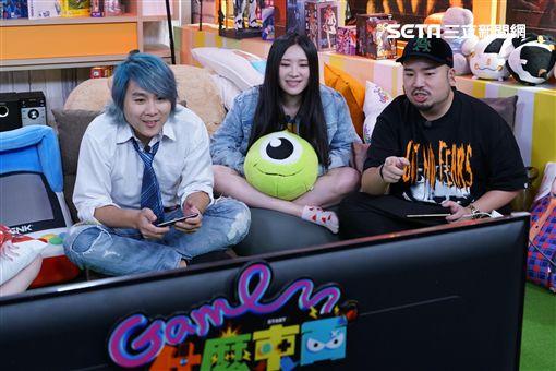 王仁甫上阿達《Game什麼東西》圖/狼谷競技台提供
