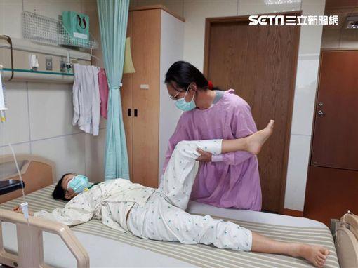 白血病,血癌,這女孩有病,歐歐,圖/歐歐授權提供