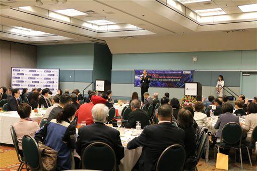 韓國瑜參加全球玉山協會矽谷論壇 圖/高雄市政府提供