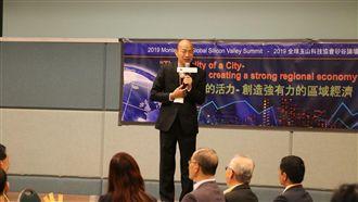 韓國瑜:大家都在發財,台灣卻在貧窮