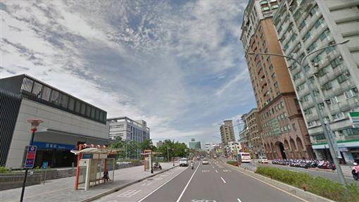 捷運頂埔站。(圖/翻攝自GoogleMap)