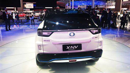 ▲Honda X-NV Concept(圖/翻攝網路)