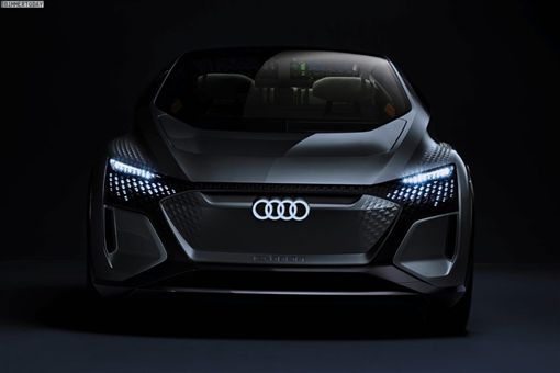 ▲Audi AI:ME概念車(圖/翻攝網路)