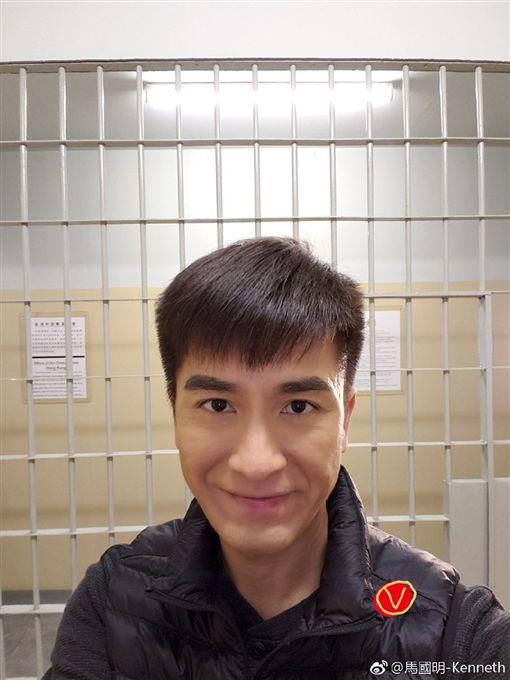 馬國明 (圖/微博)