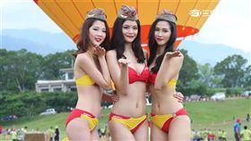 越捷航空來台參加台灣國際熱氣球節嘉年華