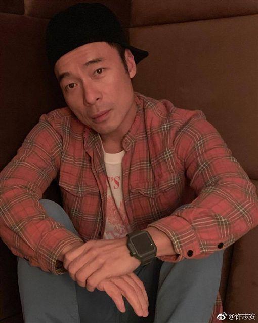 許志安,鄭秀文/IG 微博