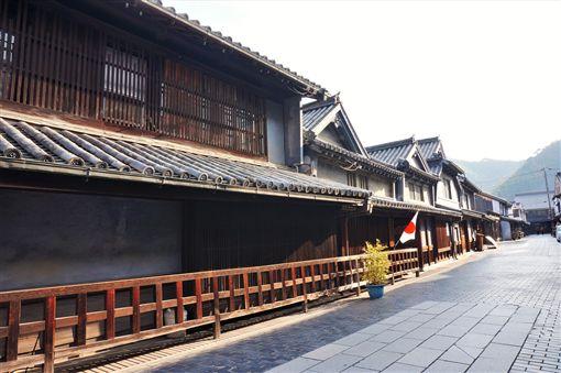 ▲竹原老街古色古香(圖/shutterstock.com)