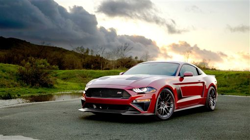 ▲Roush Performance Mustang Stage 3改裝版。(圖/翻攝網站)
