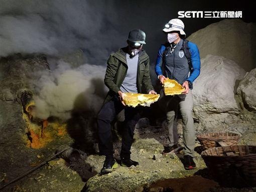 《愛完客》採訪來自地獄的火山礦工