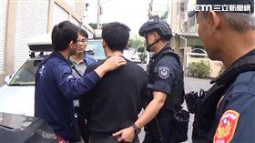 大隊長,毒品,交接,台南,翻攝畫面