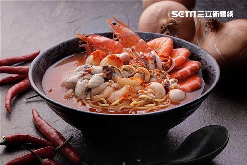 翊進海鮮饌食館,公館,海鮮麵,海鮮粥,炸海鮮