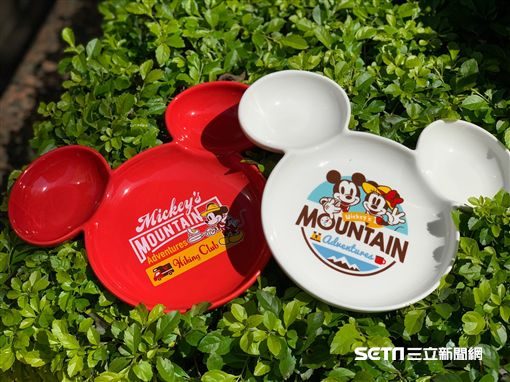 迪士尼露營,小七,集點換購商品。(圖/記者馮珮汶攝)