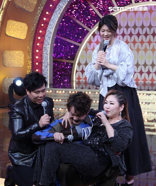 許富凱、曹雅雯《MUCH金點秀》圖/年代電視提供