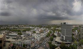印度西部雷雨交加 35人不幸死亡 圖/美聯社/達志影像