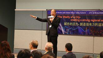 韓回台…稱現今「台灣危險人民貧窮」