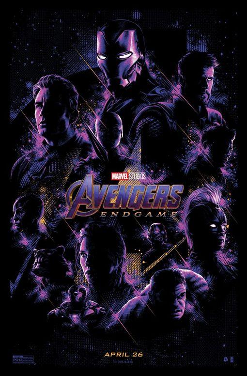 《復仇者4》上映在即,將會連續推出10款海報。(圖/翻攝自復仇者臉書)