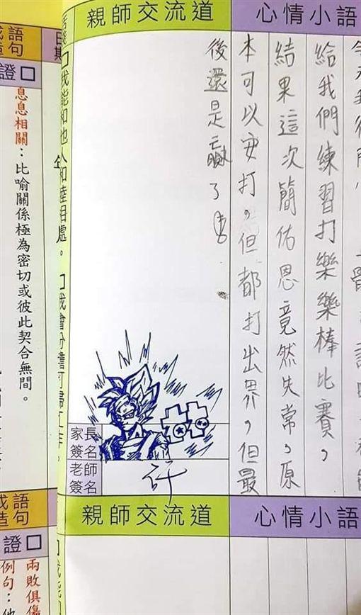爆廢公社,家庭聯絡簿,老師,漫畫,七龍珠,海賊王