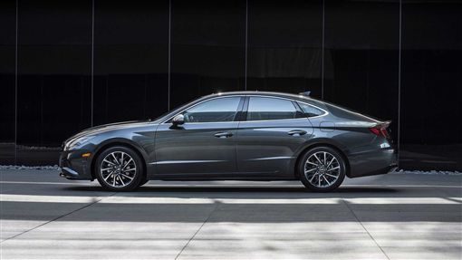 ▲第八代Hyundai Sonata。(圖/翻攝網站)