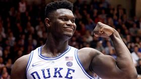 NBA/選秀跳過威廉森?標誌爺說… NBA,杜克大學,Zion Williamson,選秀 翻攝自推特