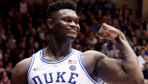 NBA/選秀跳過威廉森?標誌爺說…NBA,杜克大學,Zion Williamson,選秀翻攝自推特