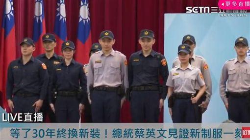 台北,警政署,警服,內政部,蔡英文
