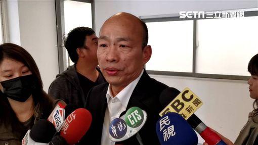 韓國瑜,訪美,郭台銘,總統,2020,郭韓配