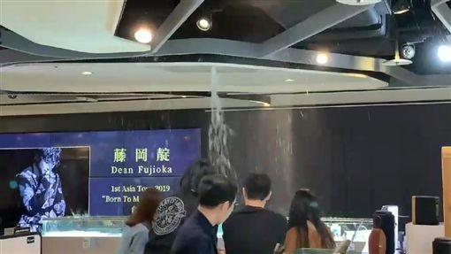 台北市,三創園區,漏水,地震,花蓮