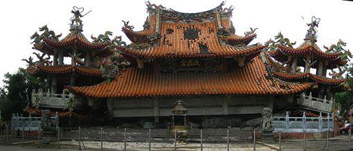 集集武昌宮。(圖/翻攝自維基百科)
