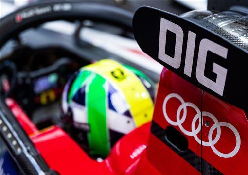 ▲Audi Sport電動方程式車隊拿下分站積分6分。(圖/Audi提供)