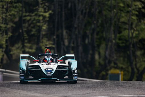▲Panasonic Jaguar Racing車隊奪下分站冠軍。(圖/Jaguar提供)