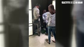 6.1強震!民眾卡微風南山45樓電梯 多人受困47樓