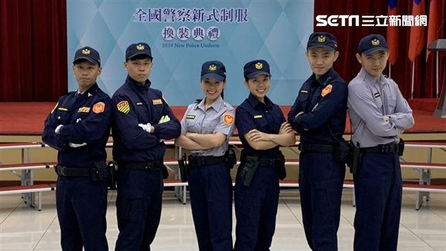 雙胞胎警不同單位 民眾驚:又是你!