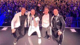 男孩特區Boyzone宣布6月來台舉行告別演唱會。(圖/翻攝自男孩特區臉書)