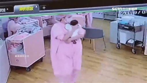 地震,新北汐止,護理師 (圖/翻攝自爆料公社)