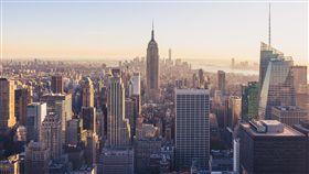 統計顯示,美國最大城紐約市人口減少,為逾10年來首見。(示意圖/翻攝自Pixabay)