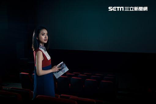 林依晨擔任台北電影節代言人。(圖/台北電影節提供)
