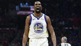 NBA/KD轟38分 勇士復仇快艇 NBA,季後賽,金州勇士,洛杉磯快艇,Kevin Durant 翻攝自推特