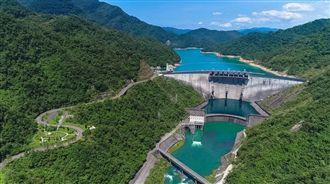 颱風增水庫蓄水量 大台北年底前無虞