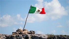 墨西哥國旗。(圖/翻攝自Pixabay)
