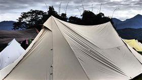 露營,帳篷,搭帳篷/翻攝畫面
