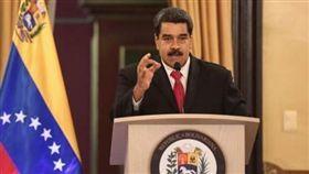 驚!無人機暗殺 馬杜洛批絕對是哥倫比亞及美國搞鬼!(圖/翻攝自@MFAVenezuela推特)