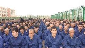新疆再教育營人權問題備受國際矚目。(圖/翻攝維基百科)