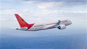 (16:9)印度航空。(圖/翻攝自Air India臉書)
