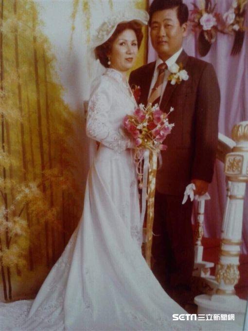 結婚55年8旬老夫妻超感人/盧凱祺授權提供