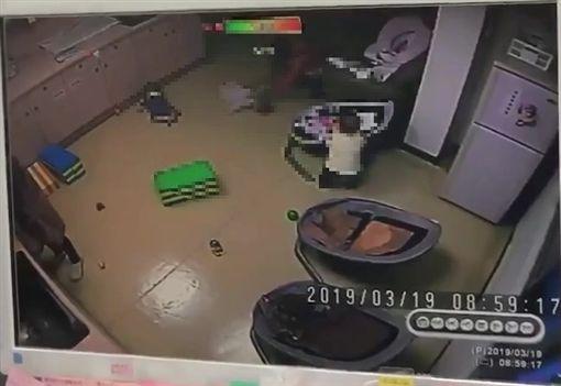 台北市,中山區,虐嬰,托嬰中心